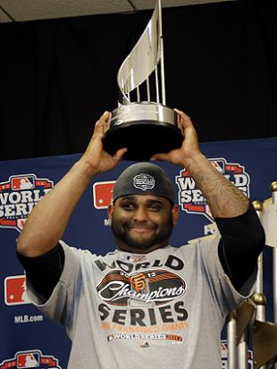 Pablo Sandoval hospitalized in Venezuela with colitis