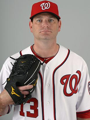 Will Ohman cut by Nationals during spring training game