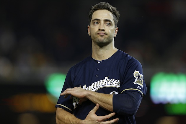 Can Ryan Braun escape another PED story?