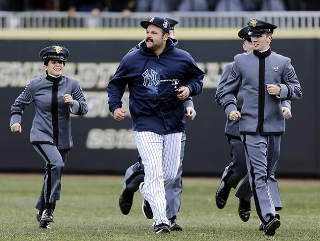 Yankees make most of visit to West Point