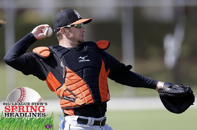 Spring Headlines: Jeff Mathis suffers broken collarbone, Cole H…