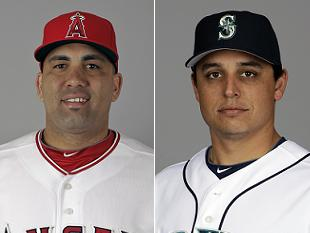 AL West Swap: Angels trade Kendrys Morales to Mariners for Jaso…