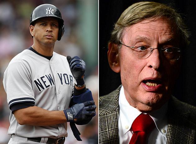 Latest statement from A-Rod takes aim at MLB Commissioner Bud S…