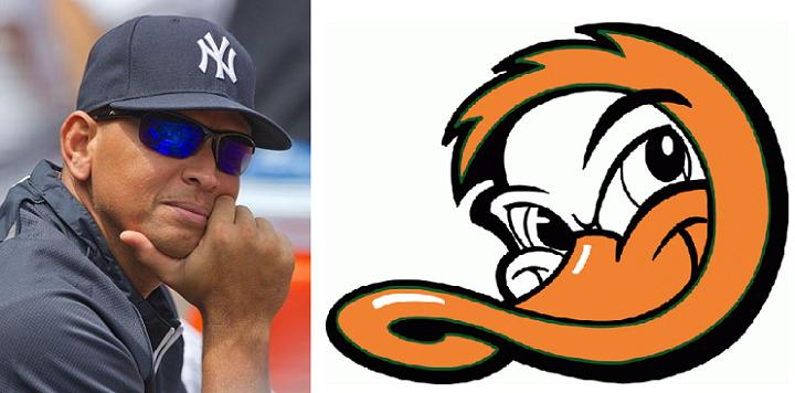 Long Island Ducks offer Alex Rodriguez spot on 2014 roster