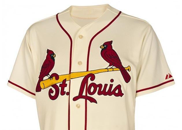 New Cardinals jersey puts 'St. Louis' in uniforms