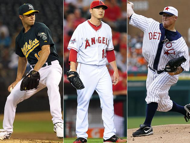 Comeback Kids? Rich Harden, Scott Kazmir and Jeremy Bonderman i…