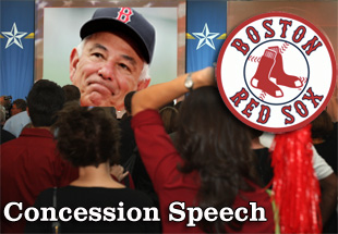 Concession Speech: 2012 Boston Red Sox