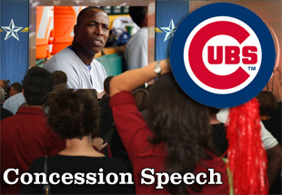 Concession Speech: 2012 Chicago Cubs