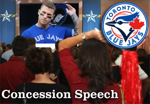 Concession Speech: 2012 Toronto Blue Jays