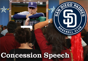 Concession Speech: 2012 San Diego Padres