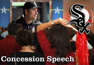 Concession Speech: 2012 Chicago White Sox