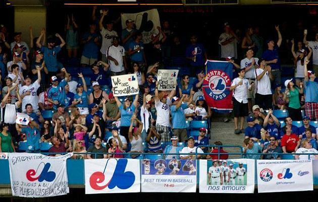 Expos fans take over Rogers Centre in Toronto, hope to bring ne…