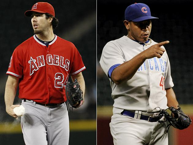 Rumored Dan Haren for Carlos Marmol deal falls apart, Angels de…