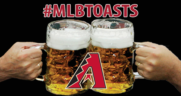 A toast to the 2013 Arizona Diamondbacks