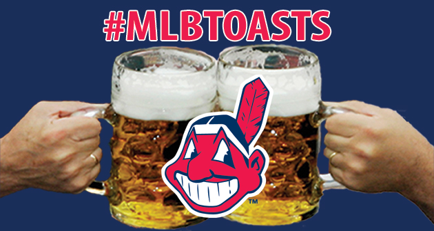 A toast to the 2013 Cleveland Indians
