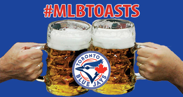 A toast to the 2013 Toronto Blue Jays