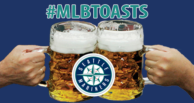 A toast to the 2013 Seattle Mariners