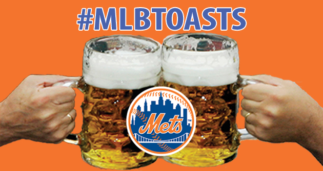 A toast to the 2013 New York Mets
