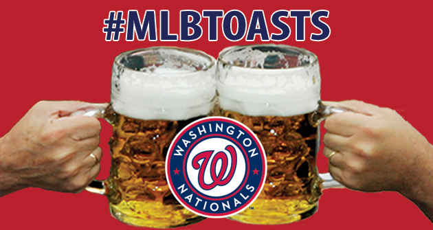 A toast to the 2013 Washington Nationals