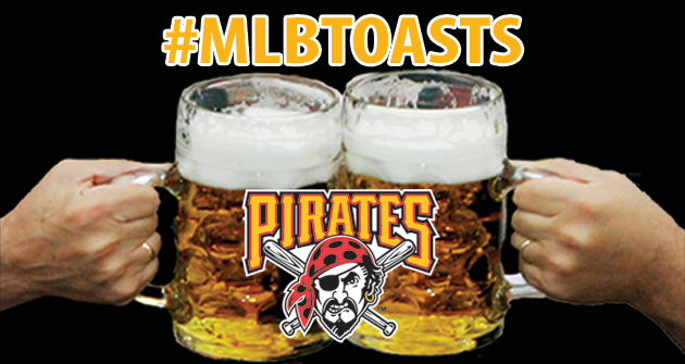 A toast to the 2013 Pittsburgh Pirates