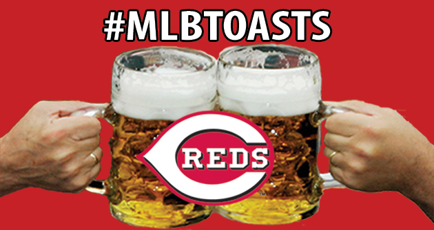 A toast to the 2013 Cincinnati Reds