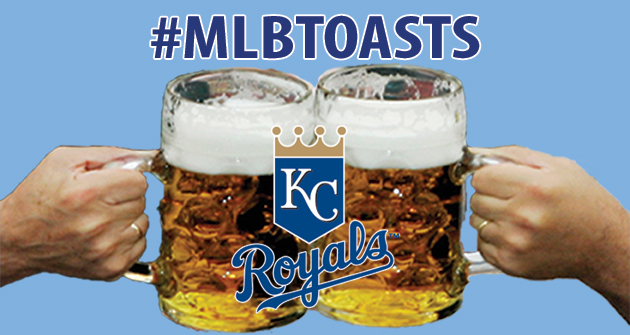 A toast to the 2013 Kansas City Royals