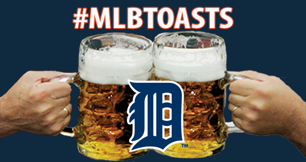 A toast to the 2013 Detroit Tigers