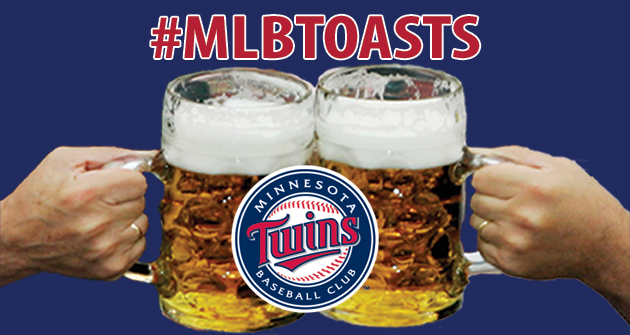 A toast to the 2013 Minnesota Twins