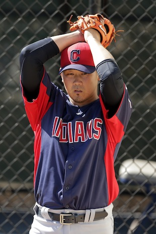 Daisuke Matsuzaka won't make Indians opening day roster, accept…