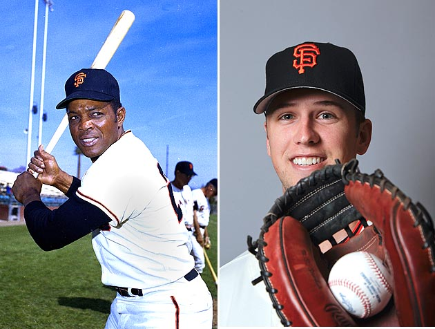 NL MVP Buster Posey: Willie Mays 2.0