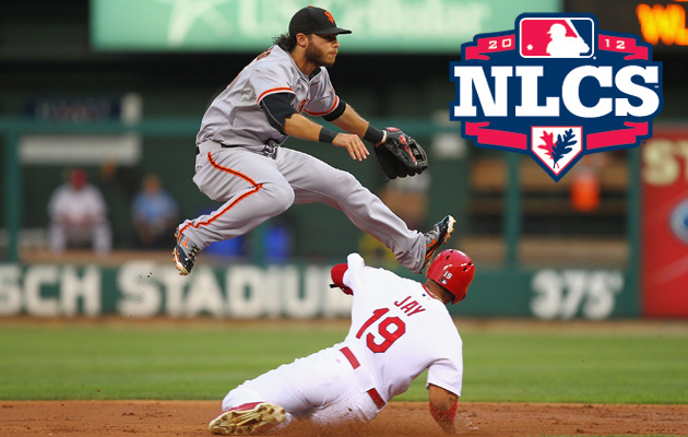 10 numbers for the NLCS: Giants vs. Cardinals