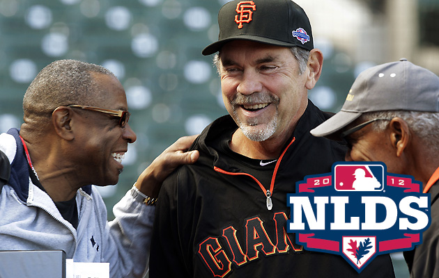 10 numbers for the NLDS: Giants vs. Reds