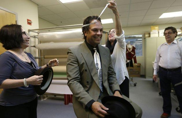 Mike Piazza prepares for role in upcoming Miami City Ballet pro…