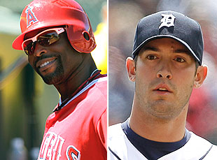 Rick Porcello trades uniform No. 48 to Torii Hunter for Hurrica…
