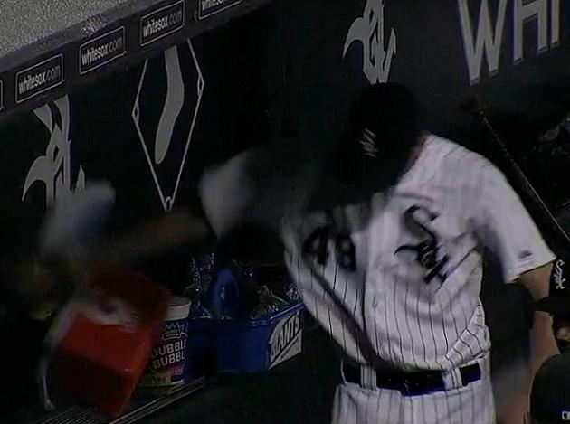 Chris Sale pummels unfortunate cooler after rough outing agains…