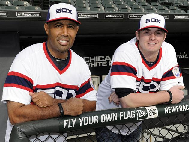 White Sox to honor 1983 division champs with retro uniforms in …