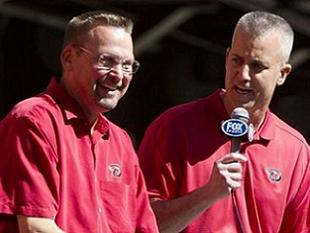Diamondbacks dismiss broadcasters Daron Sutton and Mark Grace