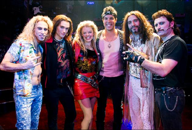 Mark Teixeira makes one-night-only appearance in 'Rock of Ages'…