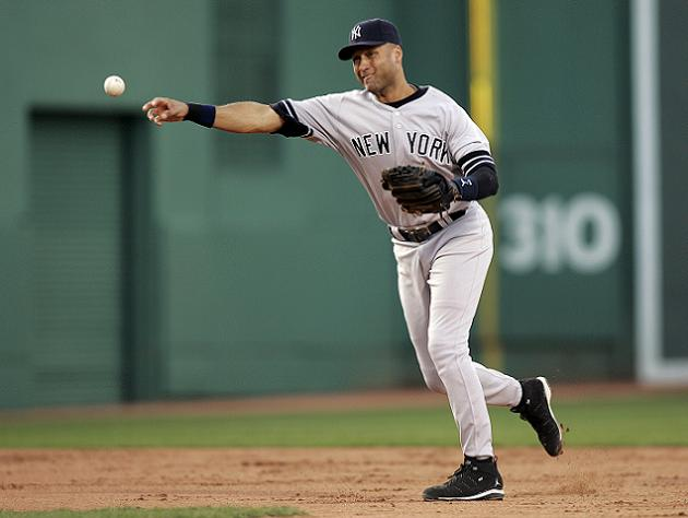 Derek Jeter's finale a tougher ticket at Fenway than opening da…