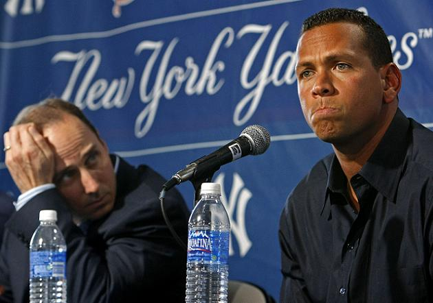 Brian Cashman on A-Rod tweeting rehab update: 'Alex should just…