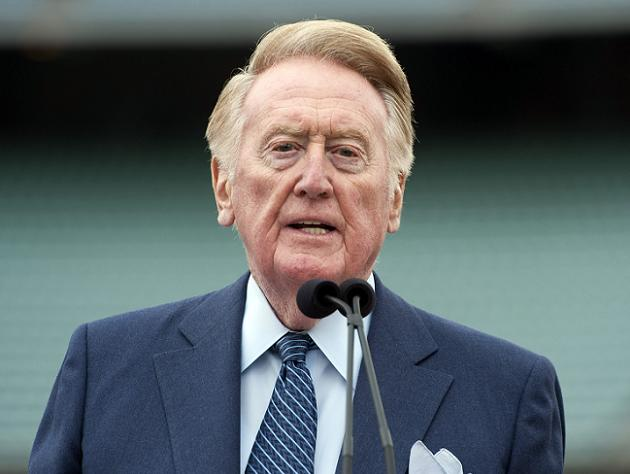 Best of Vin Scully's Twitter takeover