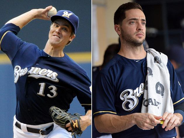 Zack Greinke on Ryan Braun: 'The closer you were to him, the mo…