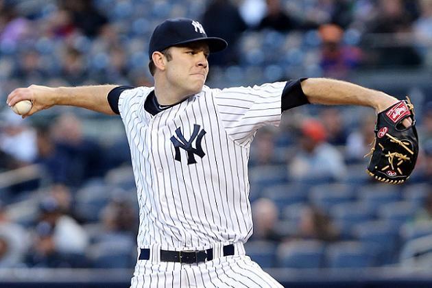 Yankees pitcher David Phelps to bat eighth against Rockies