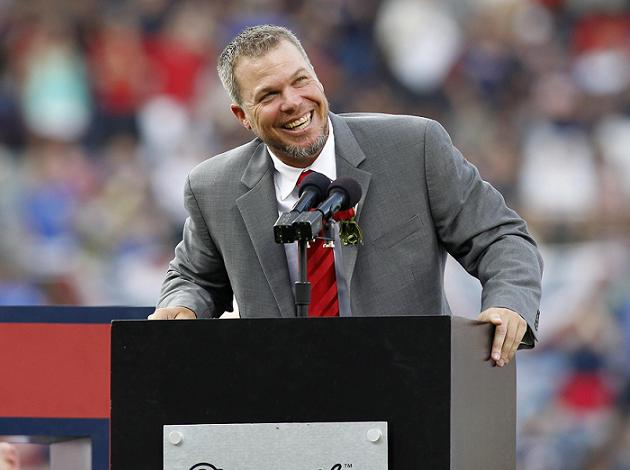 Chipper Jones accidentally causes forest fire in Georgia, accor…