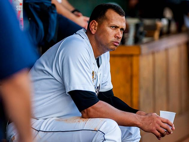 Report: Alex Rodriguez was a no-show for Friday's scheduled reh…