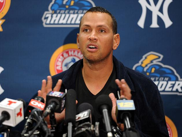 Report: MLB, Yankees done negotiating settlements with A-Rod