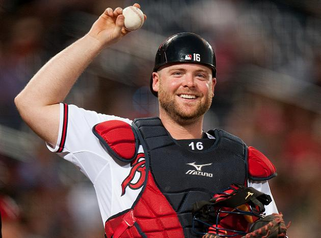 Report: Yankees in agreement with Brian McCann on 5-year, $85 m…