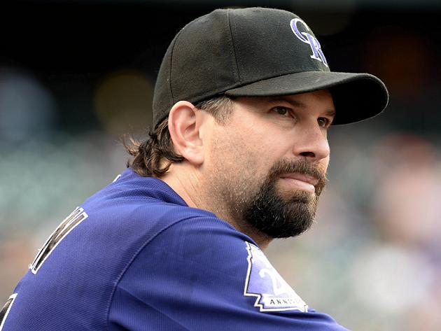 Todd Helton announces retirement following 2013 season