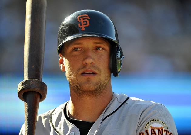 Hunter Pence agrees to five-year, $90 million extension with Gi…