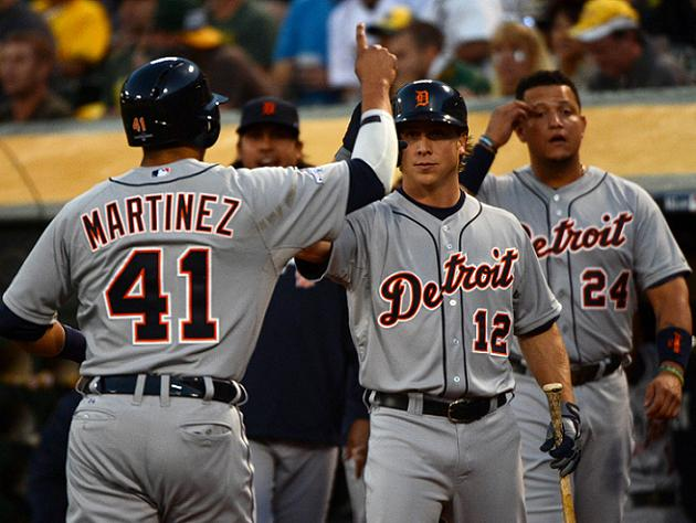 ALDS Game 1: Tigers beat A's 3-2 behind early offense and Max S…